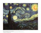 Tähtitaivas Posters tekijänä Vincent van Gogh
