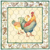 Kids Chickens Posters