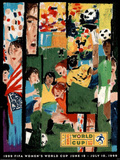 1999 FIFA Women's World Cup USA Posters