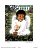 Guardian Angel II アートポスター : T. リチャード