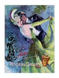 Gallet Perfume Kunstdrucke von Cydney Roger