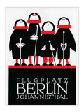 Flugplatz Berlin Johannisthal Posters