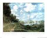 Le Bassin A' Argenteuil Photo by Claude Monet