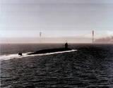M F Winter Ohio Class Ballistic Missile Submarine Posters