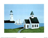 Lighthouse ll Prints