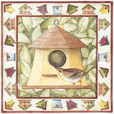 Kids Birdhouses Print