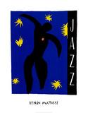 Jazz Kunstdrucke von Henri Matisse