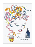 Xanti-Pat Parfums Bourjois Poster