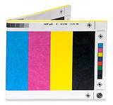 Color Bar Tyvek Mighty Portemonnaire Wallet