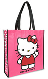 Hello Kitty Large Recycled Shopper Tote Bag