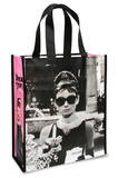 Audrey Hepburn Small Recycled Shopper Tote Bag