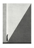 Approaching Shadow Posters by Fan Ho