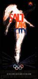 Salt Lake City 2002 Olympic Figure Skater Posters af Primo Angeli