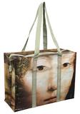 Leonardo da Vinci Mona Lisa Tote Bag Tote Bag