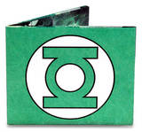 Green Lantern Tyvek Mighty Wallet Wallet