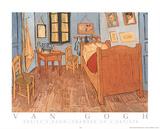 Artist's Room Photographie par Vincent van Gogh