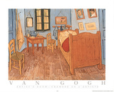 Artist's Room Prints by Vincent van Gogh