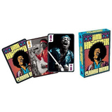 Jimi Hendrix Playing Cards Playing Cards