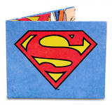 Superman Tyvek Mighty Wallet Wallet
