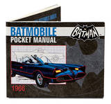 Batman Batmobile Tyvek Mighty Wallet Wallet