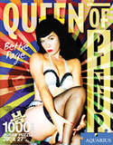 Bettie Page 1000 Piece Jigsaw Puzzle Puzzle
