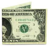 Ron English Half Dollar Tyvek Mighty Wallet - Wallet