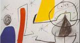 Dona Ocell Estels Affiches par Joan Miró