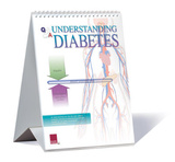Understanding Diabetes Educational Medical Flip Chart Print