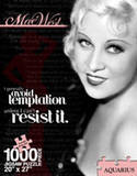 Mae West 1000 Pc Pin Up Jigsaw Puzzle Jigsaw Puzzle