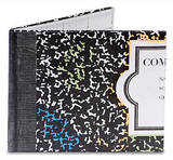 101 Composition Notebook Tyvek Mighty Wallet Wallet