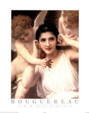 Innocence Affiches par William Adolphe Bouguereau