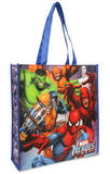 Marvel Heroes Large Recycled Shopper Tote Bag