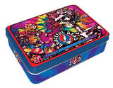 The Grateful Dead Playing Card Tin Set Baralho