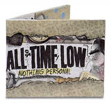 All Time Low Tyvek Mighty Wallet Wallet