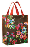 Pretty Print Handy Bag Tote Bag
