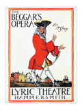 The Beggar's Opera Prints by Claud Lovat Fraser