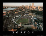 Boston Red Sox Fenway Park All-Star Game Sports Affiches