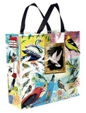 Bird Shopper Bag Tote Bag
