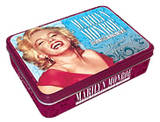 Marilyn Monroe Playing Card Tin Set Playing Cards