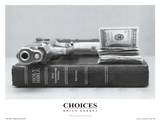 Choices Print by Brian Forbes