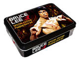 Bruce Lee Playing Card Tin Set Baralho