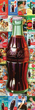Coca-Cola Bottle Collage 1000-Piece Jigsaw Puzzle Puzzle