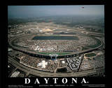 Daytona International Speedway Feb, c.18 2001 Sports Prints by Mike Smith