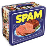 Spam Retro Vintage Metal Lunchbox Lunch Box