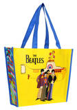 The Beatles Yellow Submarine Large Recycled Shopper Sacola