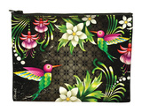 Hummingbird Zipper Pouch Zipper Pouch