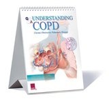 Understanding COPD Educational Medical Flip Chart Poster