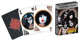 Kiss Group Music Playing Cards Playing Cards