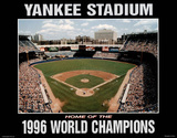 New York Yankees Yankee Stadium Home of the, c.1996 World Champions Sports Prints by Ira Rosen