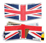 Union Jack Tyvek Mighty Wallet Wallet